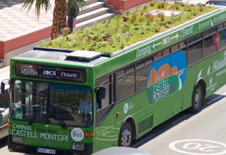 Tidbits 113 per le strade di girona circola un autobus - Giardino sul tetto ...